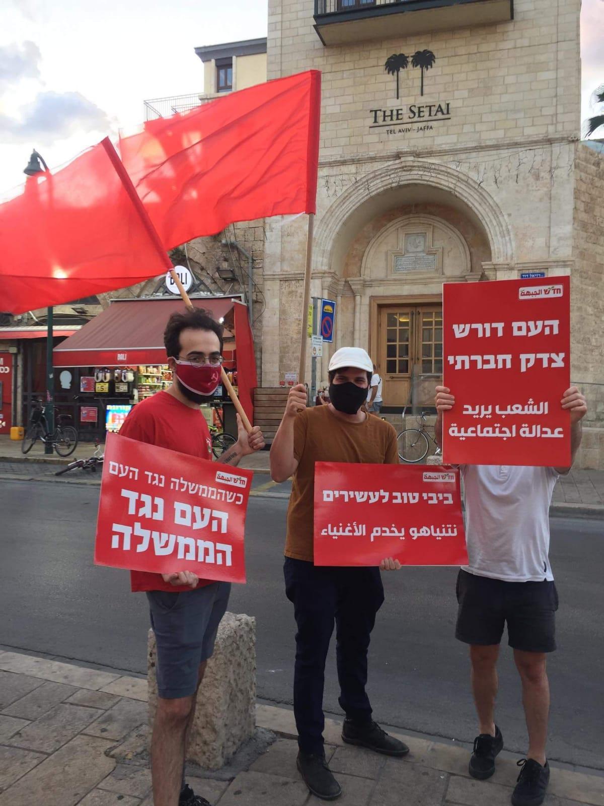 ישראל מרחפת על פי תהום