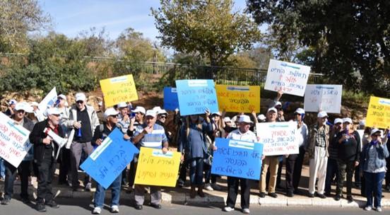 """הגמלאים יפגינו בכיכר רבין בת""""א נגד הקיצוץ בקצבאותיהם של הפנסיונרים"""