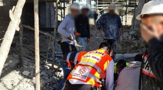 דוחות חמורים על היעדר בטיחות בעבודה: חרף האטה הרוגים רבים בענף הבנייה