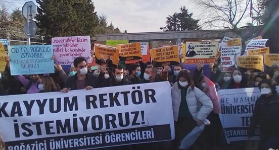 הפגנות ומעצרים באיסטנבול: מחאת סטודנטים נגד הנשיא ארדואן צוברת תנופה
