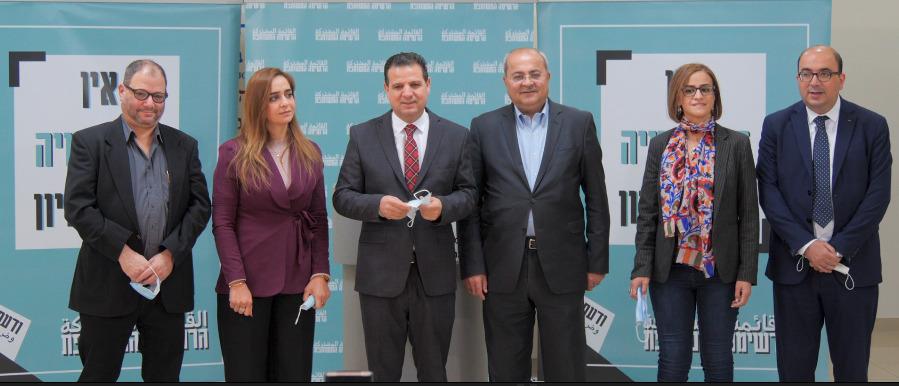 """""""אין דמוקרטיה בלי שוויון"""": הרשימה המשותפת השיקה את קמפיין הבחירות בעברית"""