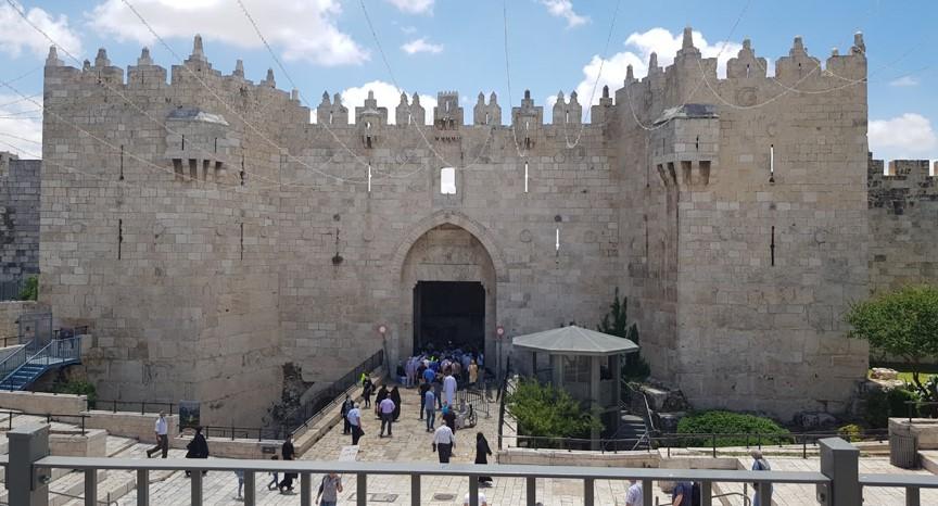 משער שכם לשייח' ג'ראח – סיורי פסח בירושלים של עמותת עיר עמים