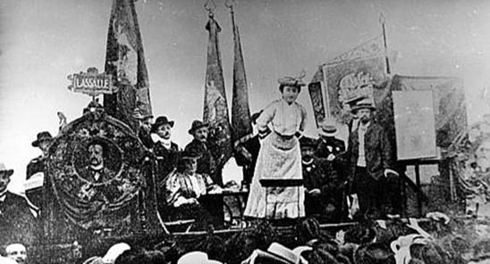 """150 שנה להולדת רוזה לוקסמבורג: סניף מק""""י ת""""א פותח קבוצת קריאה"""