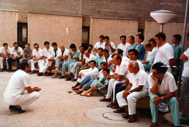 שביתת הרופאים לשיפור תנאי העבודה 2 במרץ 1983