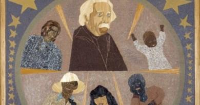 """הערב: סיור מודרך בתערוכה של האמן הקומוניסטי מלך ברגר במוזיאון ת""""א"""