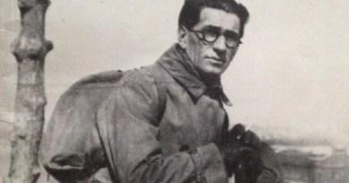 ב-16 באפריל 1935 מת משחפת הסופר, העיתונאי והמהפכן הרומני פניאט איסטרטי
