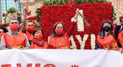 מיליונים ברחבי העולם ציינו את יום עובד הבינלאומי; רק בישראל האיגודים לא לקחו חלק