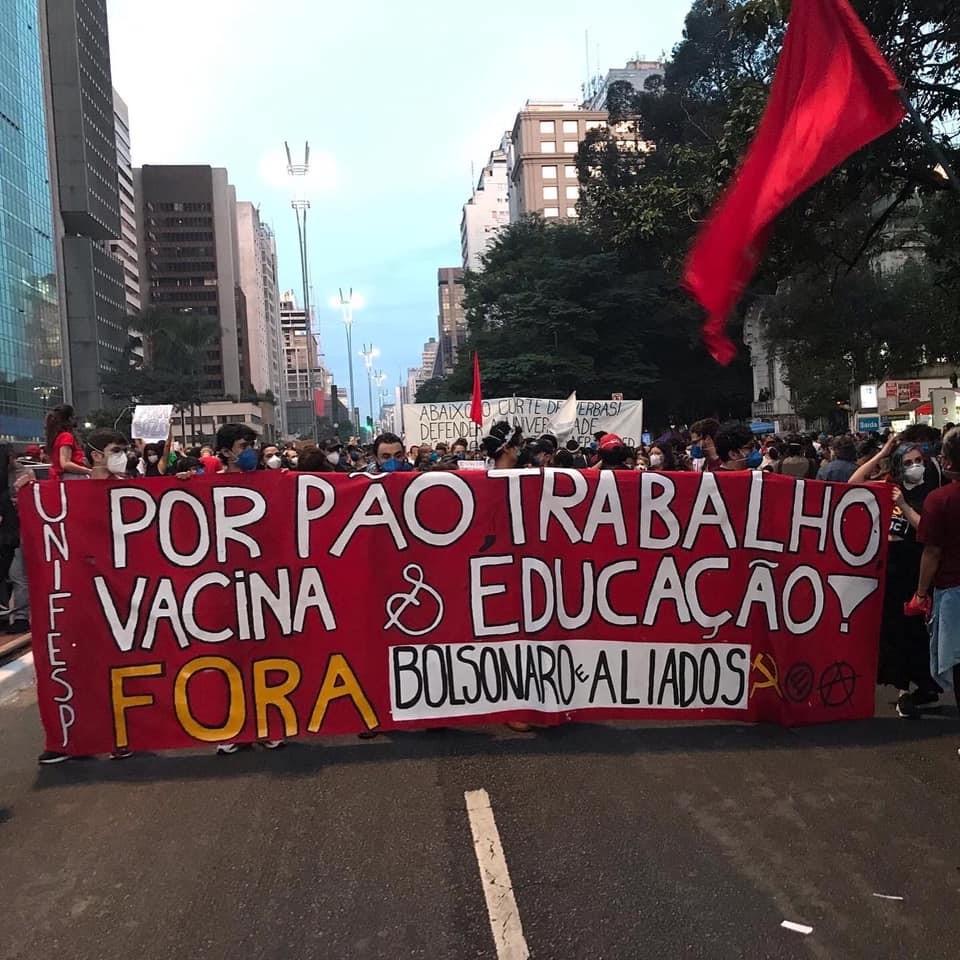 13 מפגינים נהרגו תוך יממה בהפגנות בקולומביה; מאות אלפים צעדו נגד בולסונרו בברזיל