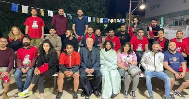"""סמינר חד""""ש סטודנטים התקיים בתרשיחא: מרקסיזם, לאומיות והמזרח התיכון"""