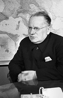 מקסים ליטבנוב שר החוץ הסובייטי הראשון ודיפלומט סובייטי יוני נולד ב-17 ביולי 1876