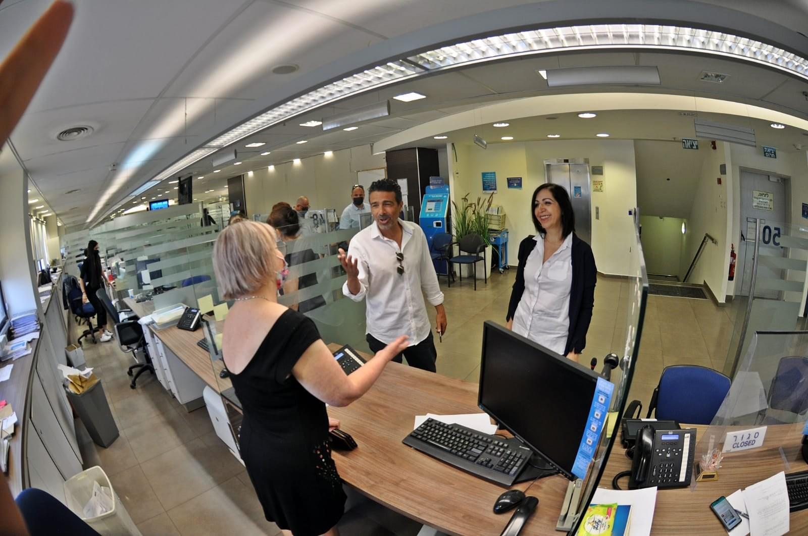 תוך חצי שנה רווחי עתק לבנק לאומי: העובדים החלו לנקוט בצעדים ארגוניים