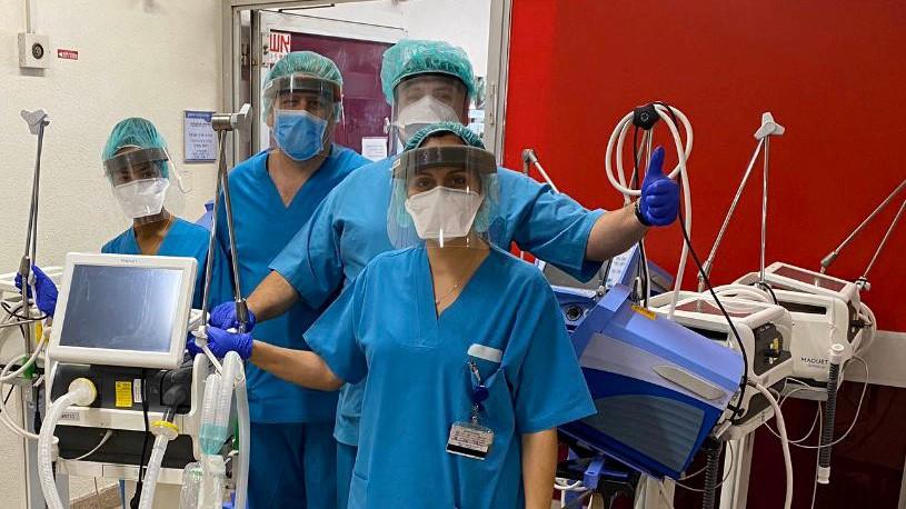 הטכנולוגים הרפואיים יפתחו בשביתה ביום א'; בבתי החולים הציבוריים נמשכת העבודה החלקית