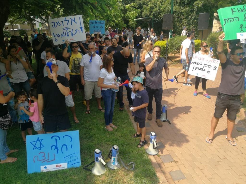 ההפגנות והעיצומים נמשכים; ההסתדרות הודיעה על החרפת הצעדים הארגוניים באלפא