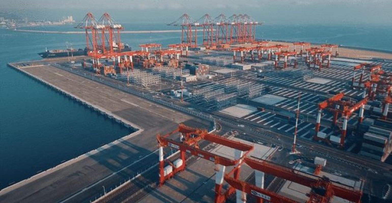 נמל חיפה החדש משרת את מדיניות ההפרטה ואת המגמות האימפריאליסטיות של סין