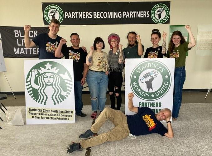 הגדולה בעולם: החלה התארגנות העובדים ברשת בתי הקפה האמריקאית סטארבקס