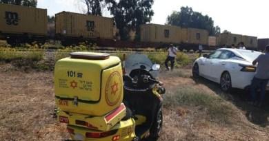 ההרוג ה-55 בתאונות עבודה מתחילת השנה: מהנדס נהרג מפגיעת רכבת