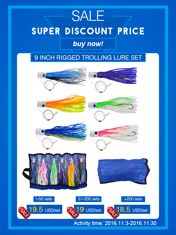 Kmucutie every week discount fishing lures