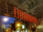 Celebrated Year of the Horse under the Manhattan Bridge