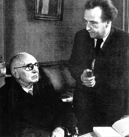 Arthur Honegger Paul Claudel