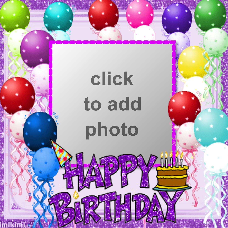 Happy Birthday Frame Imikimi | Framess.co