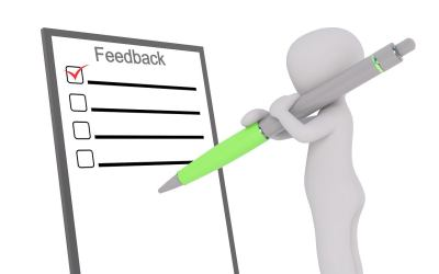 7 Tips for giving great feedback!