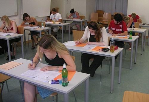 Evaluación, exámenes