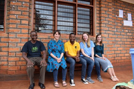 Experiences from the Field: Zolberg- IRC Fellow Holly Dowell Shares