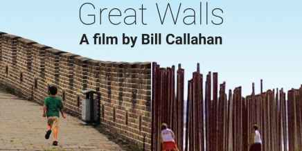 'Great Walls' Film Screening and Discussion – 11/6