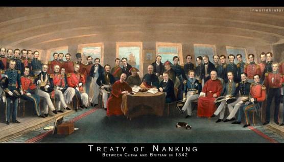 Treaty of Nanking_1841