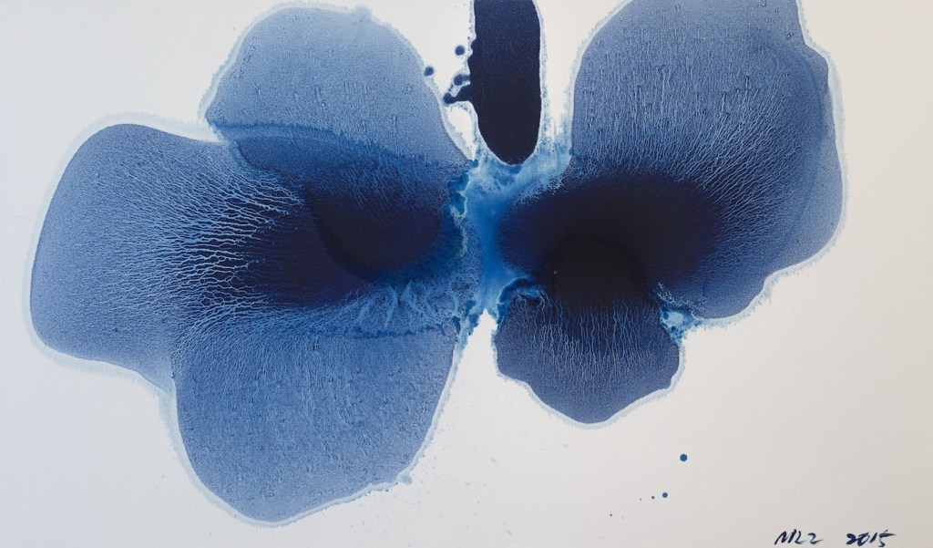Ambiguous Flower Series by Mao Lizi - Photograph courtesy of Pekin Fine Arts