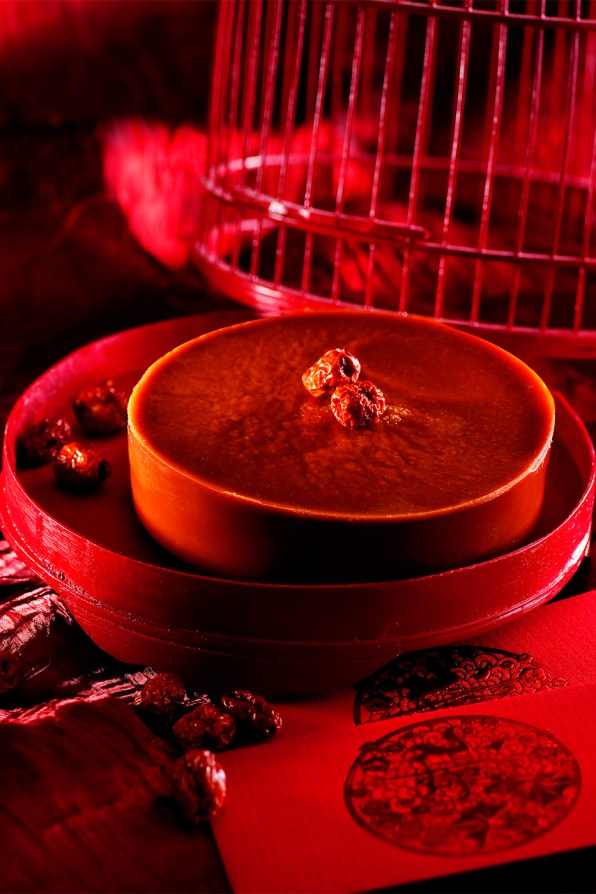 Brown Sugar Chinese New Year Pudding - Courtesy of Ming Court