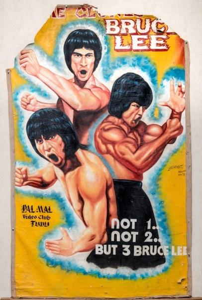 Bruce Lee - By Leonardo i-1993