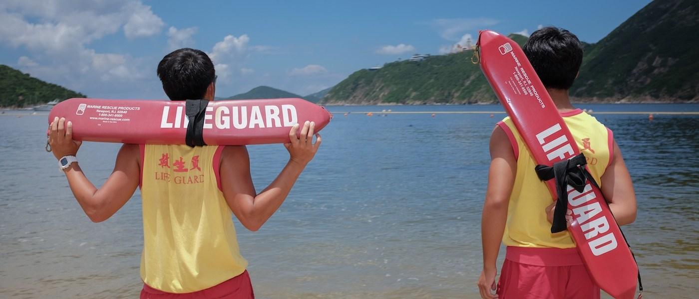 Lifeguards