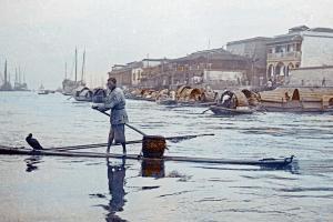 Along China's Coast Dezso Bozoky's Travel Photography 1908-1909