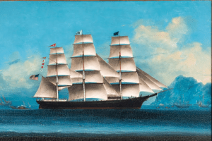 Maritime Museum Online Exhibition ship