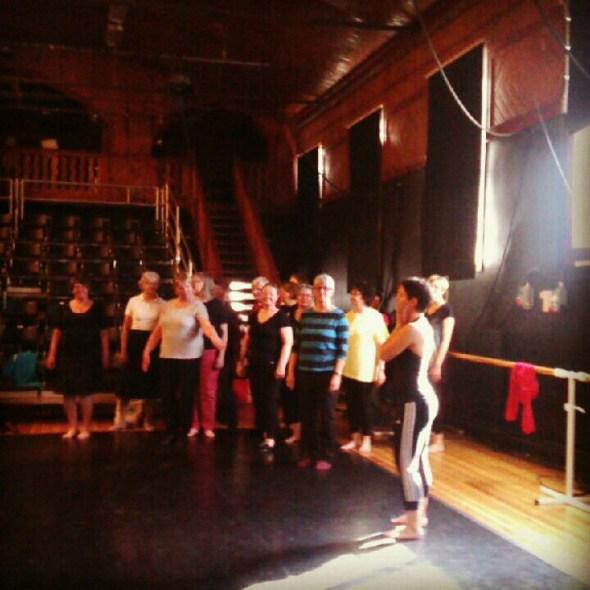 Dans för daglediga, bild 2