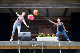 Blomster-duett