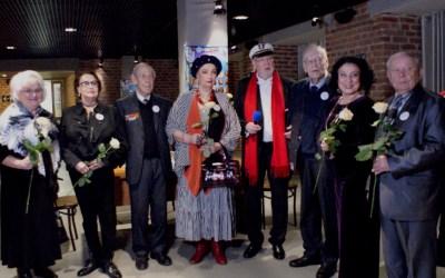 Торжественный вечер, посвящённый юбилярам 2019 года и 20-летию Международной академии театра