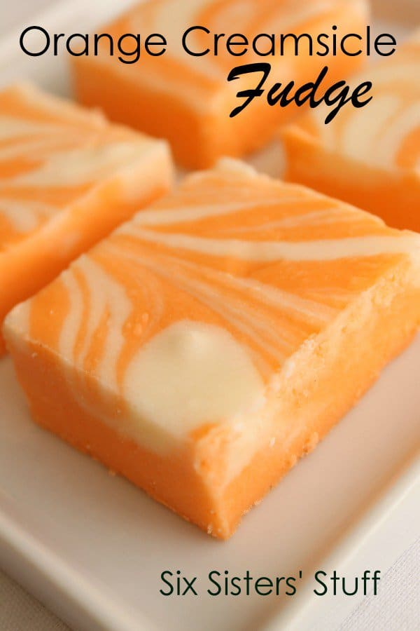16 Out of this World Creamsicle Recipes - Pretty My Party