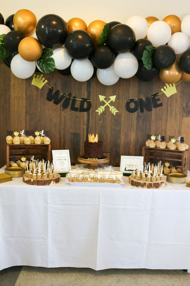 Where The Wild Things Are Birthday Party Pretty My Party Party Ideas