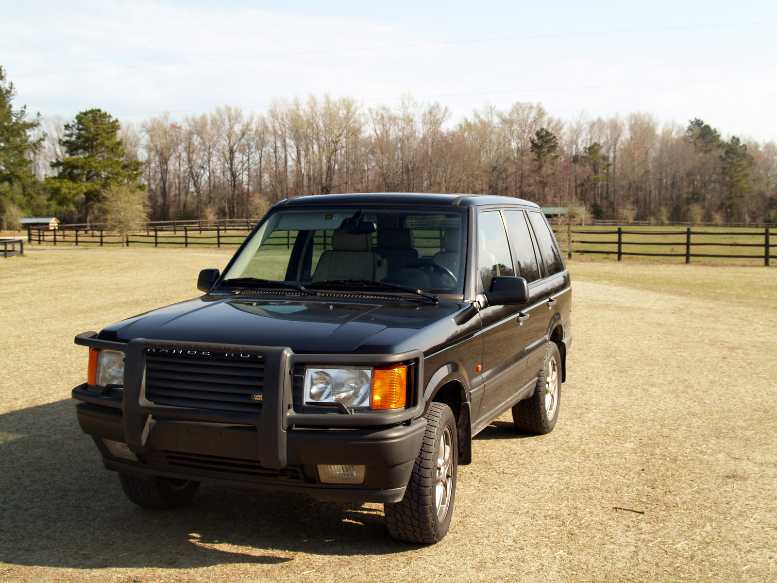 1999 Land Rover Range Rover Information and photos ZombieDrive