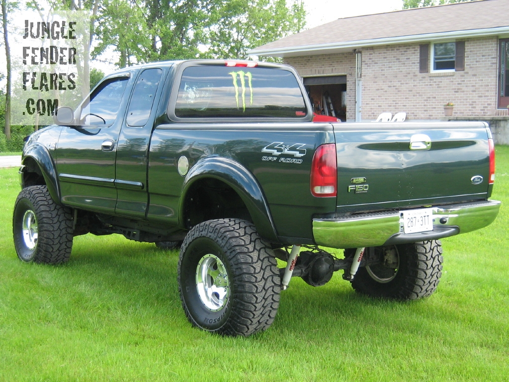 2004 Ford F 150 Lariat 4x4 Supercrew Cab Lifted