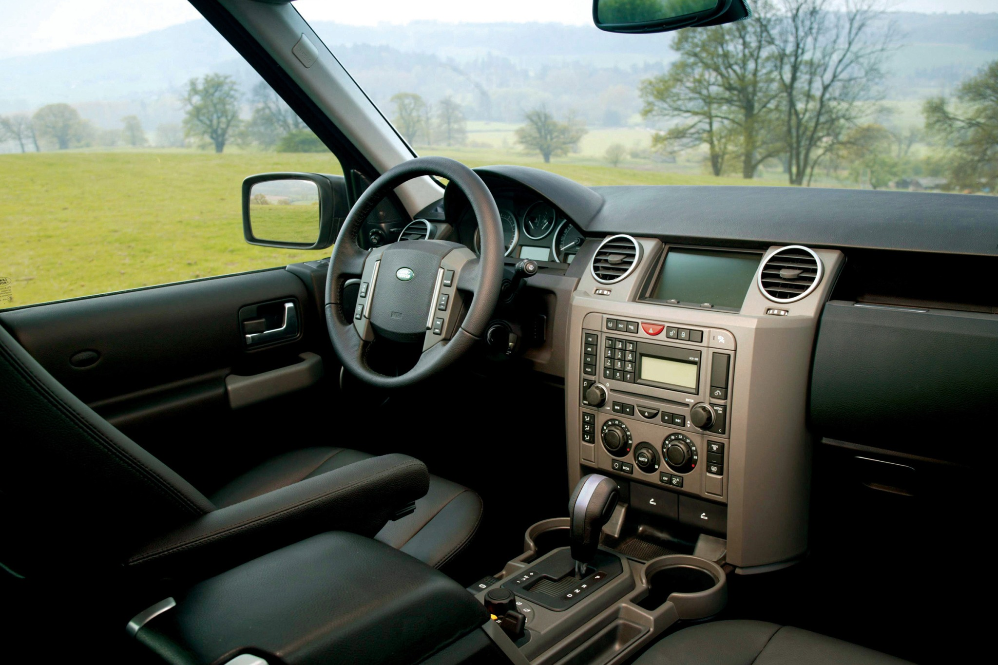2007 Land Rover LR3 Information and photos ZombieDrive