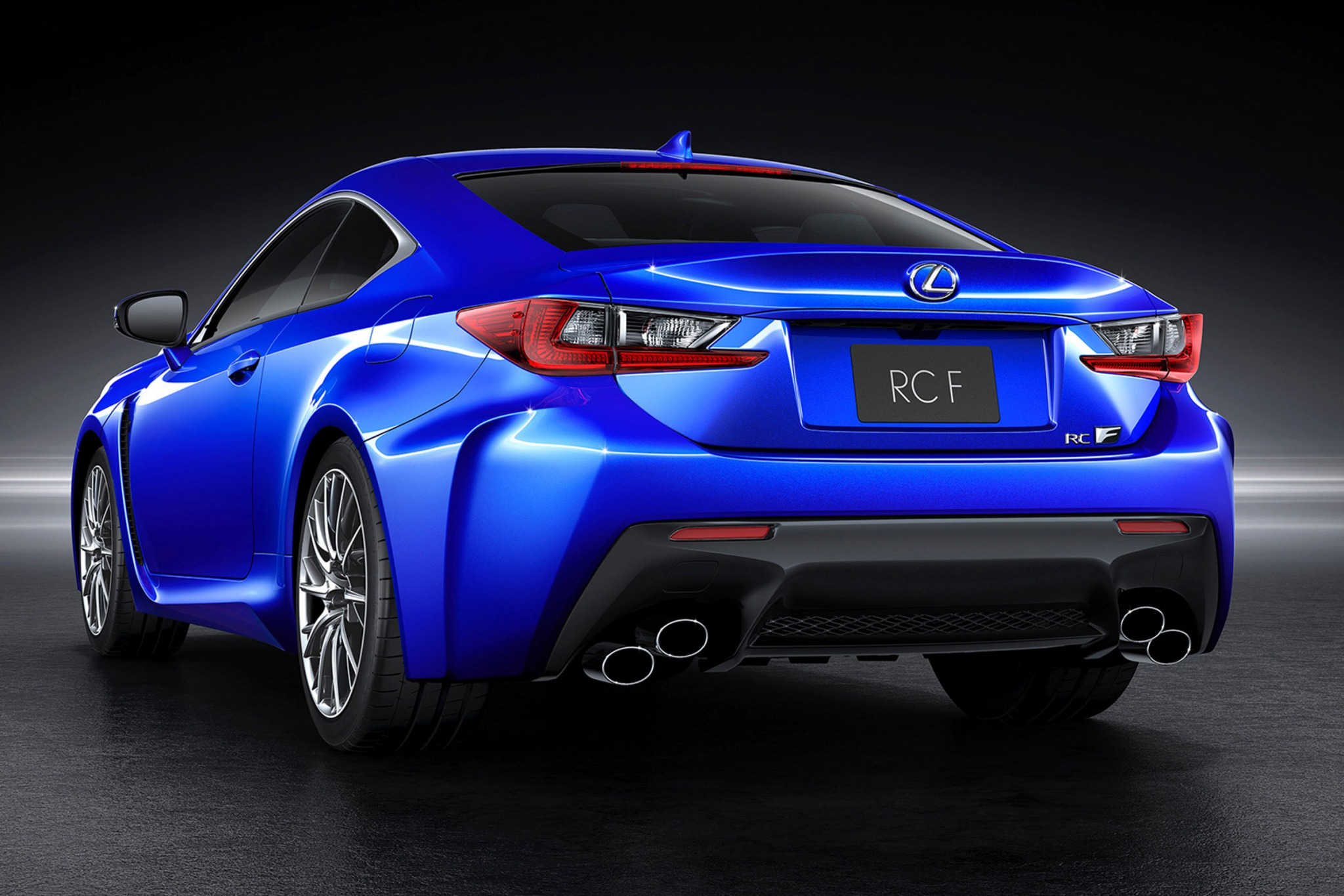 2015 Lexus RC F Information and photos ZombieDrive