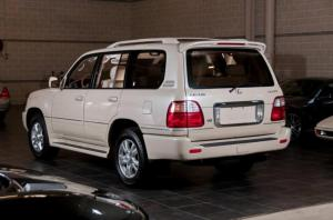 2003 Lexus LX 470  Information and photos  ZombieDrive