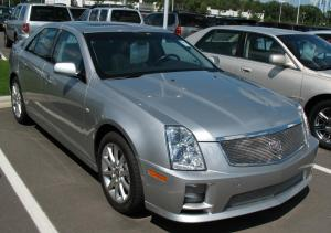 2007 Cadillac STSV  Information and photos  ZombieDrive