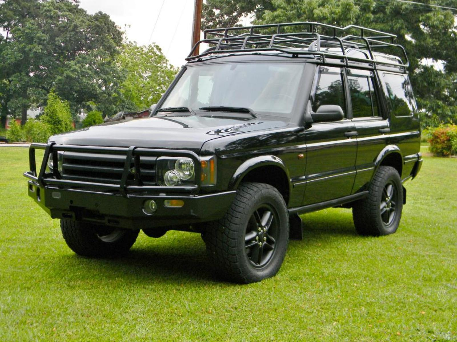 2003 Land Rover Discovery Information and photos ZombieDrive