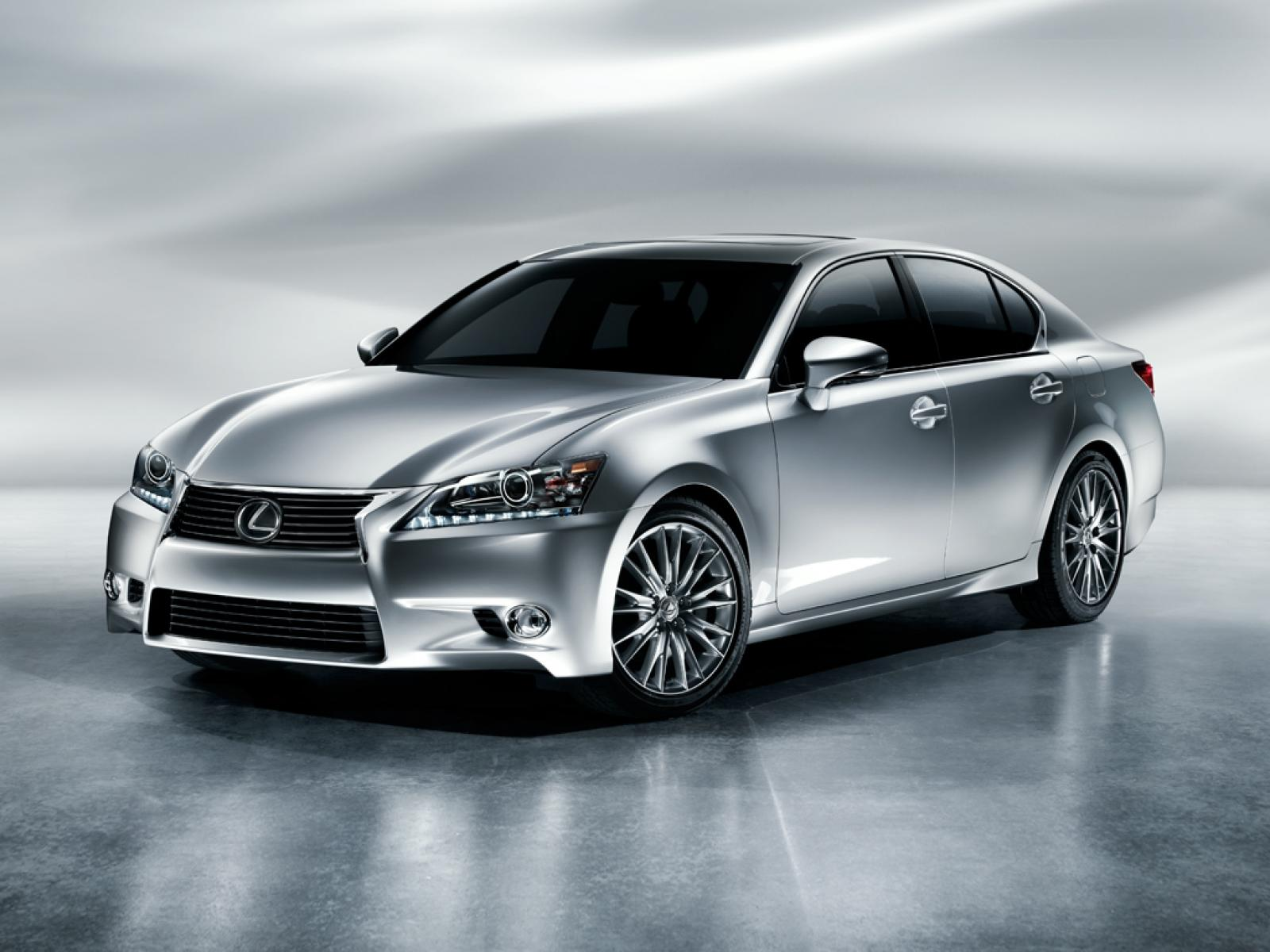 2013 Lexus GS 350 Information and photos ZombieDrive