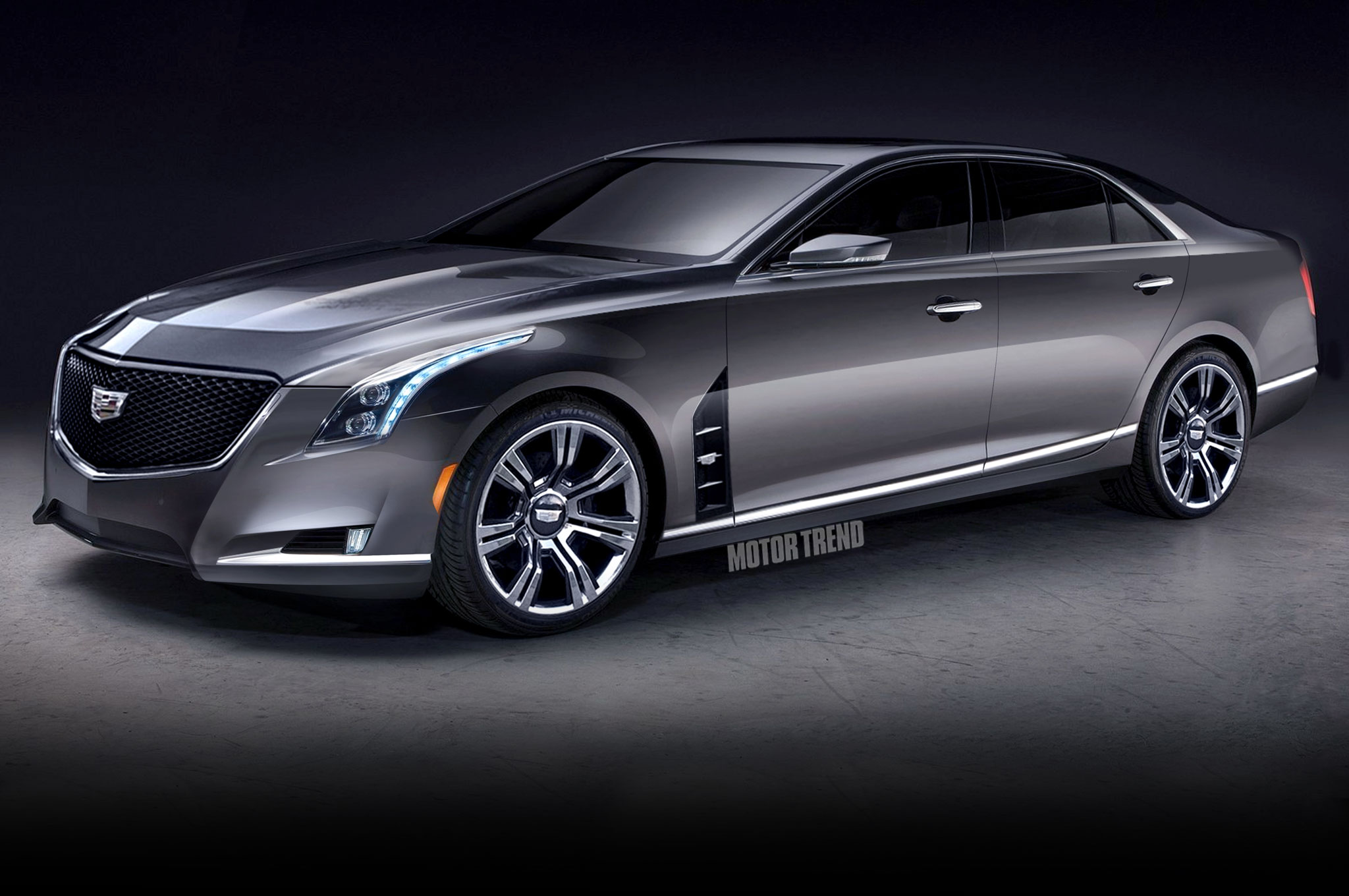 2016 Cadillac LTS Information And Photos ZombieDrive
