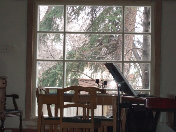 Princess Street Dining Room Window